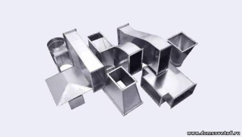 воздуховоды прямоугольные