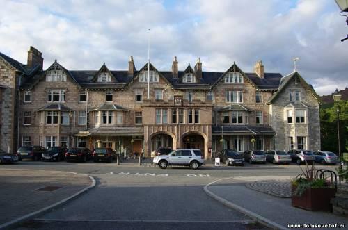 отель Fife arms