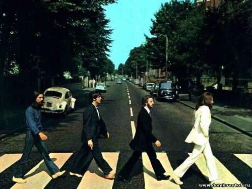 Переход на Abbey Road