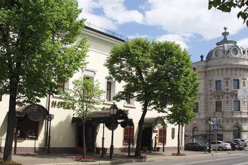 Гостиница Джузеппе в Казани