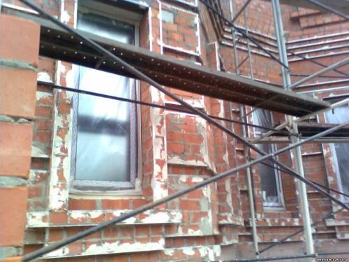 мокрый фасад технология