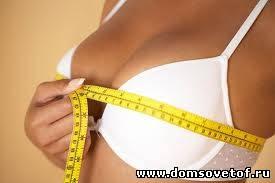 снимаем мерки груди для выбора бюстгальтера