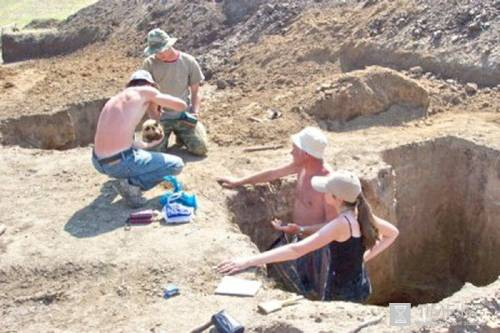 археологический туризм