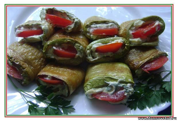 рецепт кабачков для диетического питания