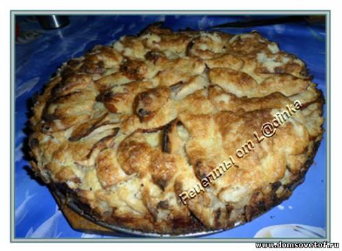 пирог невский рецепт пошаговое фото #9