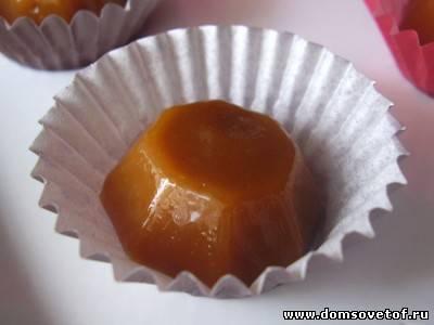 рецепт конфет