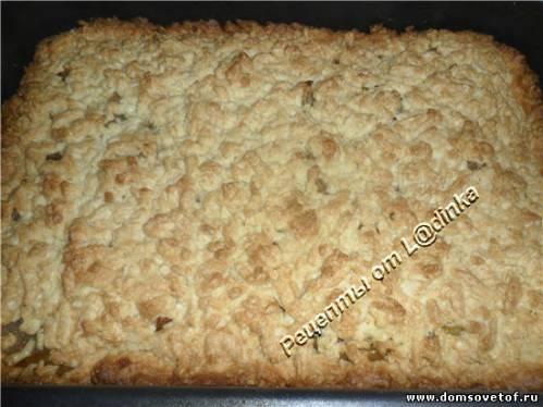 Пирог с грушами в сиропе. Пошаговый фото-рецепт
