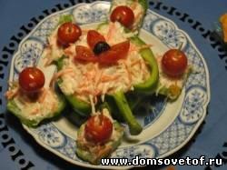 Салат в перце
