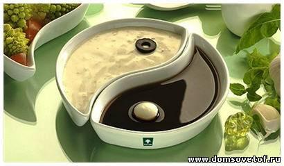 Соусы к салатам и салатные заправки. Рецепты соусов
