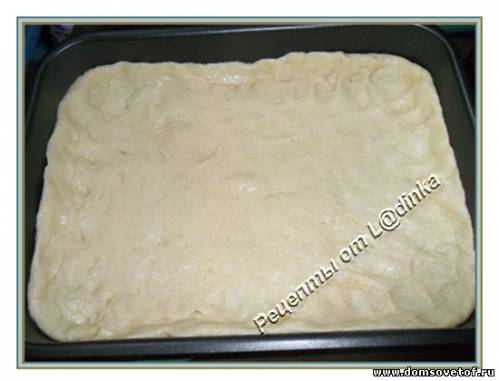 Пирог с творогом. Рецепт с фото. Пирог с творогом и лимоном