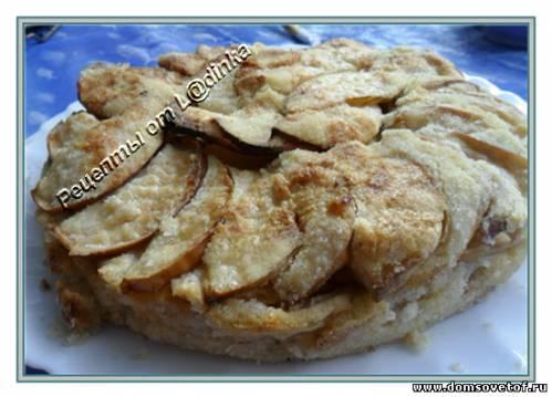 пирог невский рецепт пошаговое фото #15