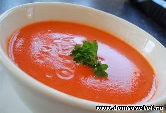 томатный суп из морепродуктов рецепт итальянский