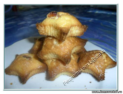 Печенье из сгущенки.Рецепт печенья на скорую руку. Домашнее печенье