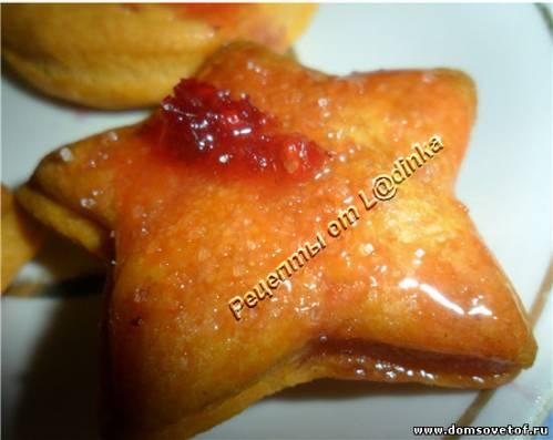 Рецепт печенья без сахара. Печенье на скорую руку