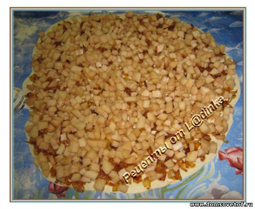 Рецепты с фото. Картошка Хунон по-узбекски