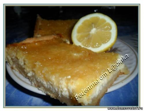 рецепт диетический пирог с творогом #13