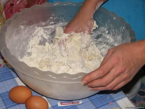 Пирогов фото пошагового приготовления