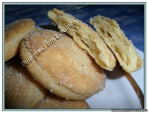 Рецепт печенья на пиве. Язычки на пиве