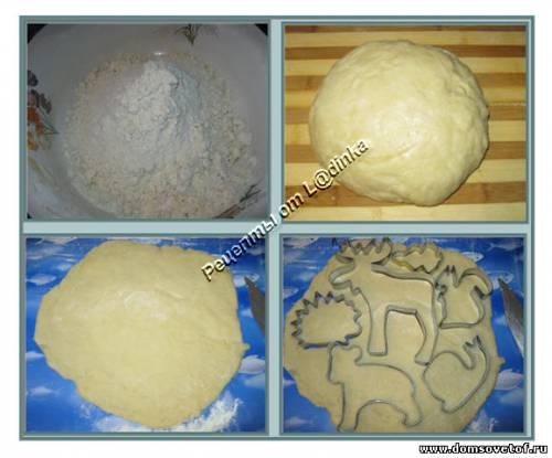 Постное печенье рецепт с фото