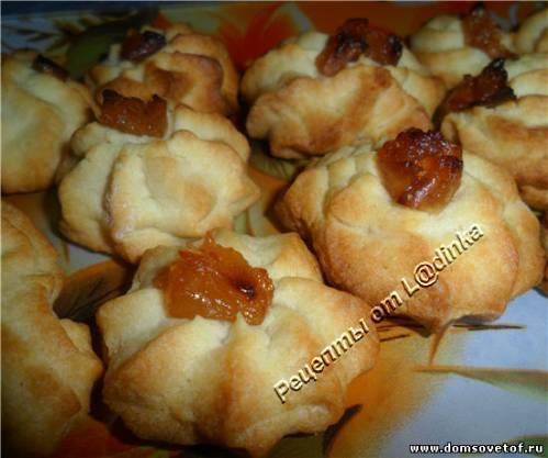 Печенье Курабье по ГОСТу. Рецепт с фото