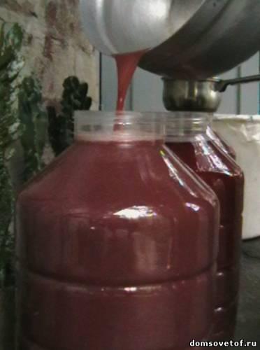 Процесс изготовления виноградного вина своими руками.  С какими сложностями сталкивается новичок, делая виноградное...