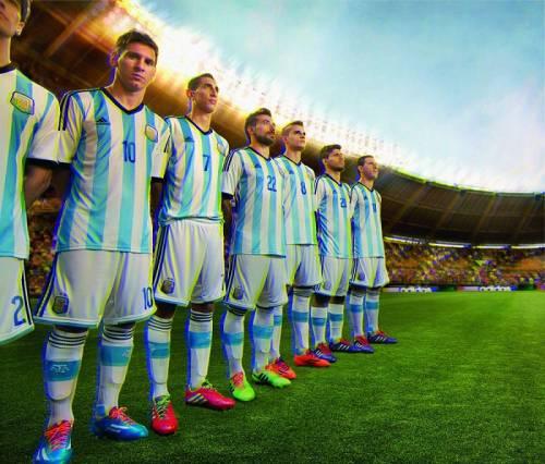 Сборная Аргентины 2014