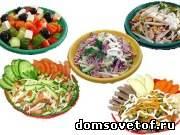 простые салаты из простых продуктов