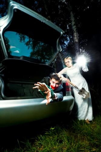 свадьба - -прекрасное событие в жизни новой семьи