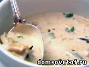грибной суп из сушеных грибов