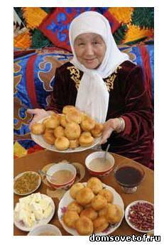 Казахское национальное блюдо рецепт с фото