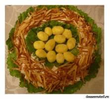 Салаты. Рецепты приготовления салатов к празднику и на каждый день - 3