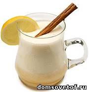 Супер коктейли из молока.