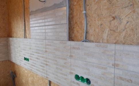внутренняя отделка в каркасном доме из СИП панелей