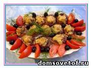 Сушки с мясом – кулинарный рецепт