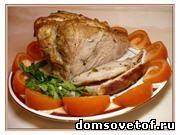 Праздничные рецепты. Вторые блюда. Горячие закуски из мяса. Мясные рулетики из говядины