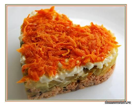 <b>Простые</b> <b>и</b> <b>вкусные</b> рецепты <b>салатов</b> с <b>фотографиями</b> ... овощные, мясные и