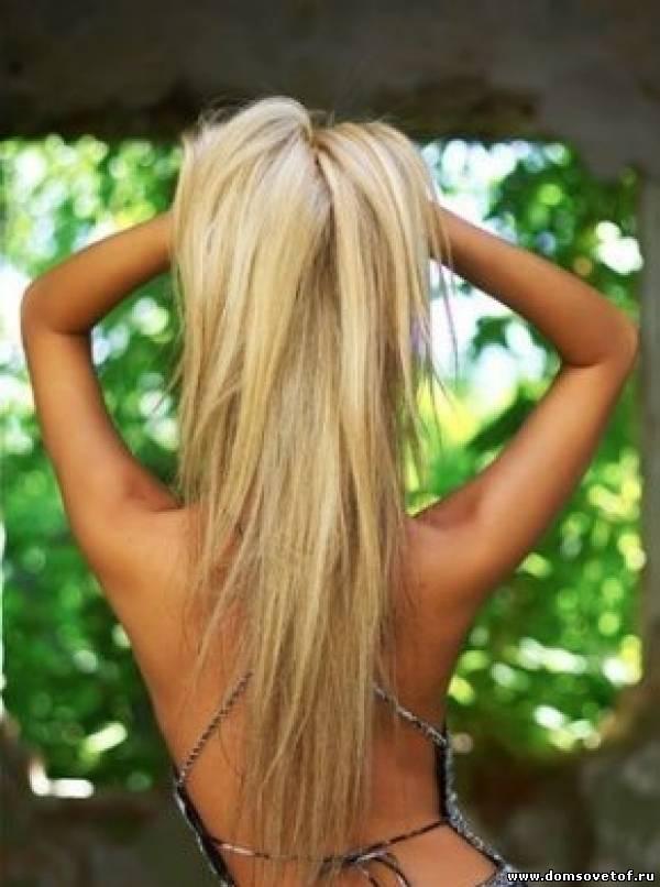 косметика для нормальных волос своими руками