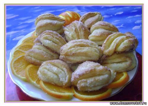домашнее печенье на скорую руку с творогом рецепты