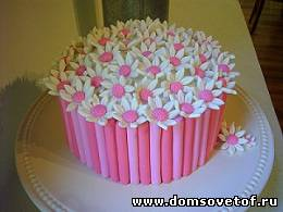 как приготовить сахарную мастику для торта в домашних условиях