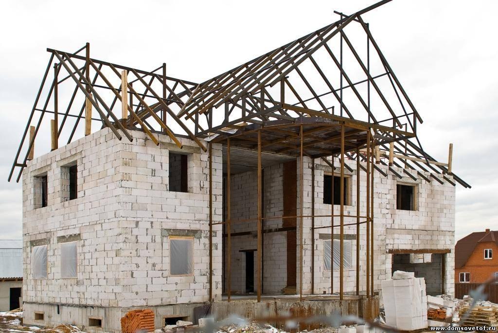 строительство дома от Дома советов