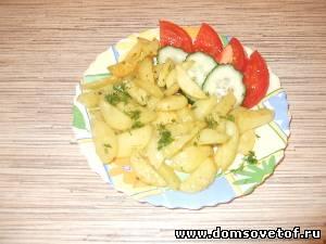 блюда из картофеля для быстрого ужина, рецепты приготовления