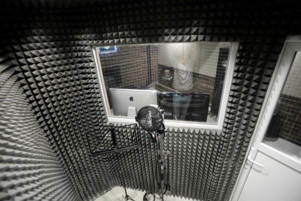 поролон для звукоизоляции