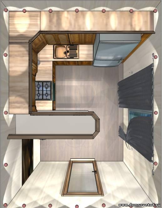 Кухни 12 кв дизайн проекты