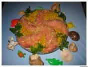 салат из морепродуктов «Морская Звезда»