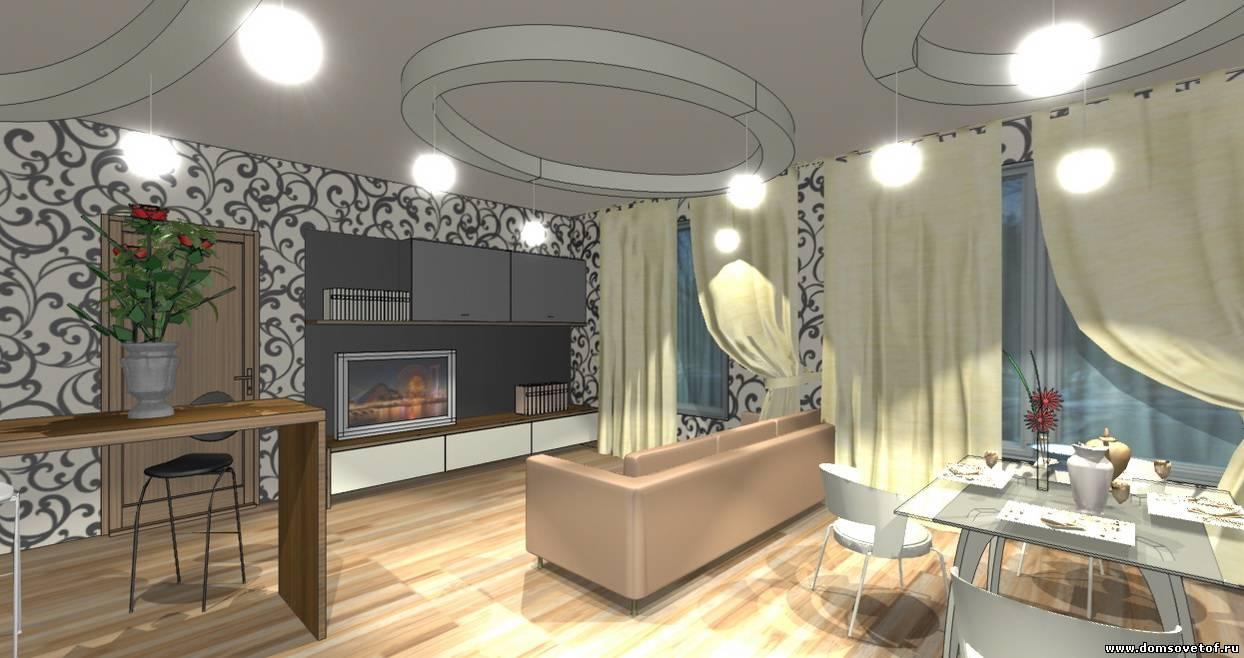 Дизайн квартир дизайн кухни в