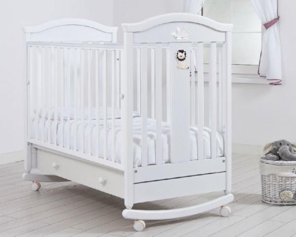 детская кровать Гандылян