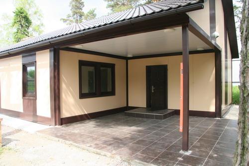 недорогое строительство дома