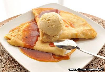 Как приготовить вкусные десерты из мороженого