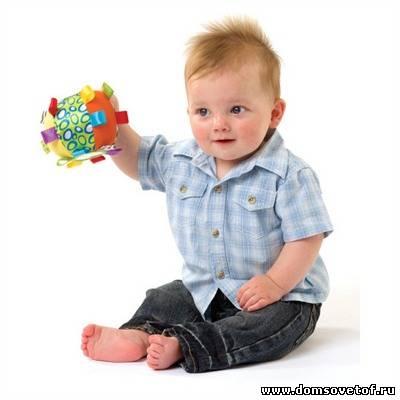 Сделать развивающие игрушку своими руками