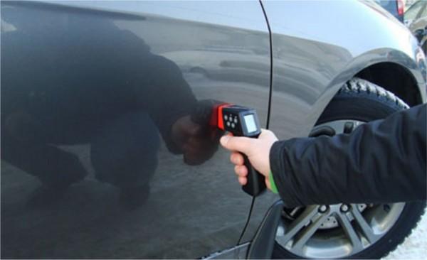 проверка лкп автомобиля